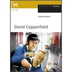 DAVID COPPERFIELD + CD AUDIO