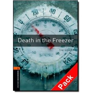 DEATH IN THE FREEZER + CD