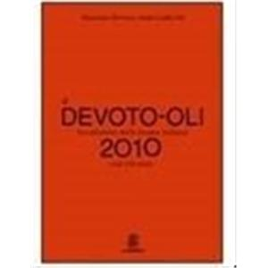 66504 - DEVOTO-OLI 2010 + CD ROM