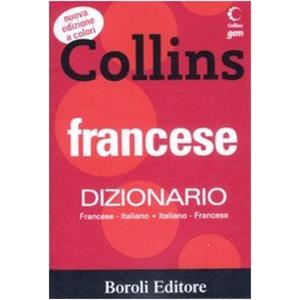 DIZIONARIO FRANCESE/ITALIANO/FRANCESE