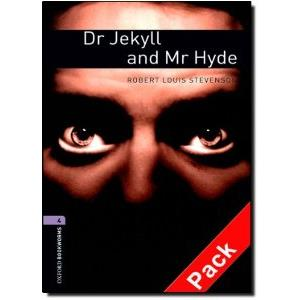 DR JEKYLL & MR HYDE + 2 CD