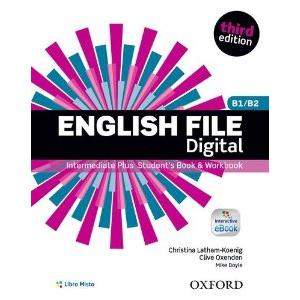 9920272 - ENGLISH FILE DIGITAL 3RD INTERMEDIATE PLUS: MISTO PREMIUM S/C