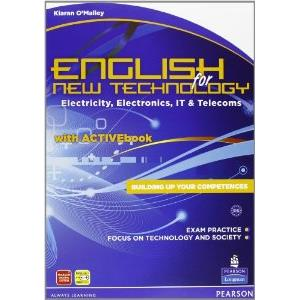 ENGLISH FOR NEW TECHNOLOGY + ACTIVE BOOK.