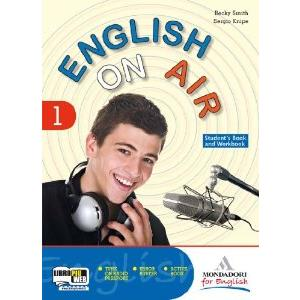 9799655 - ENGLISH ON AIR - VOL. 1 + ACTIVEBOOK + ERROR BUSTER