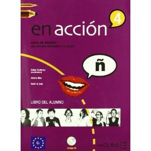 9793238 - EN ACCION  NIVEL 4. LIBRO DEL ALUMNO 4 + CD AUDIO/MP3