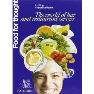 24498 - FOOD FOR THOUGHT - THE WORLD OF BAR AND RESTAURANT SERVICE + CD AUDIO