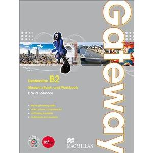 GATEWAY - VOL. B2. STUDENTS BOOK AND WORKBOOK + ME-BOOK STUDENTE + MPO