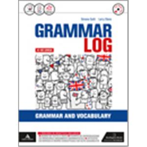 9939825 - GRAMMAR LOG. VOLUME UNICO+EXAM PRACTICE+ CD AUDIO MP3+OTTAVINO VERBI