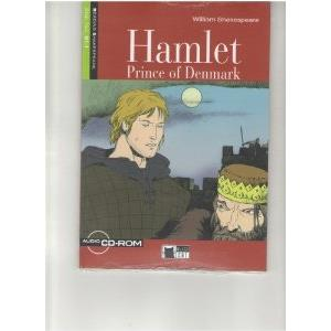 56567 - HAMLET   PRINCE OF DENMARK        + AUDIO CD/CD-ROM
