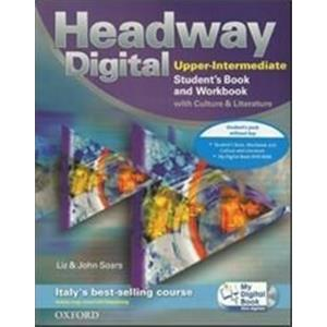 HEADWAY DIGITAL - UPPER-INTERMEDIATE S/C + MDB