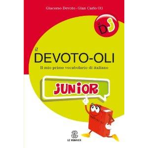 9802979 - IL DEVOTO JUNIOR VOCABOLARIO