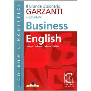 65536 - IL GRANDE DIZIONARIO DI BUSINESS ENGLISH SU CD-ROM
