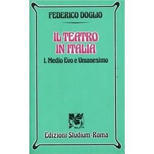 35763 - IL TEATRO IN ITALIA - VOL. 1