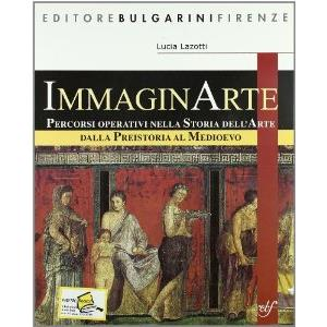 58533 - IMMAGINARTE - VOL. UNICO + FASCICOLO PER ALLIEVO
