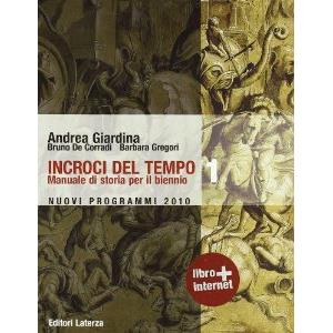72912 - INCROCI DEL TEMPO - VOL. 1