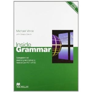 34973 - INSIDE GRAMMAR + CD ROM