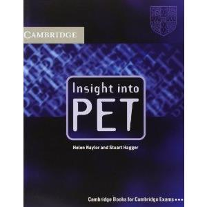 22524 - INSIGHT INTO PET - STUDENT'S BOOK