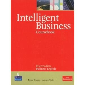40843 - INTELLIGENT BUSINESS - INTERMEDIATE - COURSEBOOK