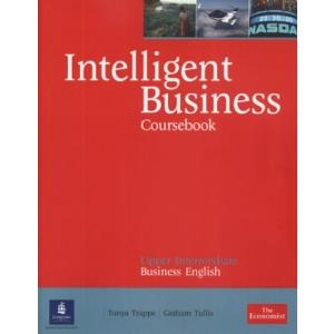51001 - INTELLIGENT BUSINESS - UPPER-INTERMEDIATE - COURSEBOOK