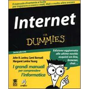 INTERNET FOR DUMMIES   VI EDIZIONE