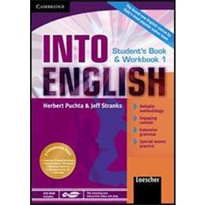 9793639 - INTO ENGLISH 1. STUDENT'S BOOK/WORKBOOK+WIORKBOOK AUDIO CD+DVD-ROM+MAXIMISER+M.AUDIO CD