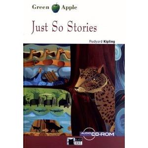JUST SO STORIES + CD