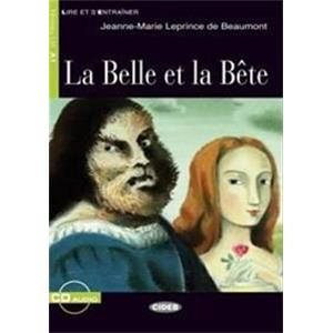 54995 - LA BELLE ET LA BETE + CD