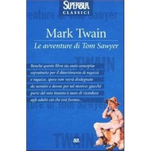 9967703 - LE AVVENTURE DI TOM SAWYER