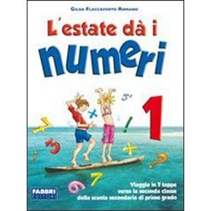 9791850 - L'ESTATE DA' I NUMERI - VOL. 1