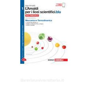 L' AMALDI PER I LICEI SCIENTIFICI.BLU 2ED. VOL. 1 MULTIMEDIALE (LDM).