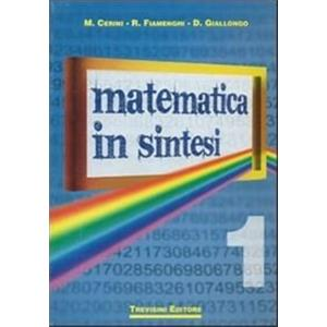 MATEMATICA IN SINTESI - VOL. 1