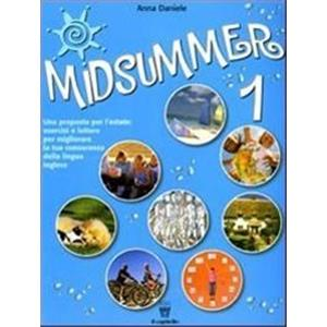 MIDSUMMER - VOL. 1 + CD