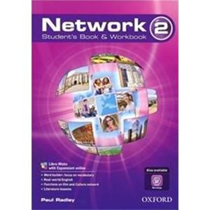 NETWORK 2: MISTO STANDARD. SB&WB + AUDIO CD + ESPANSIONI ONLINE