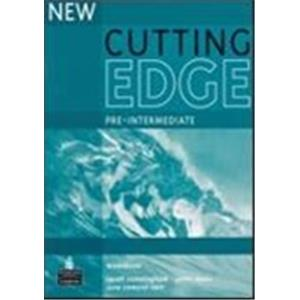 39307 - NEW CUTTING EDGE - PRE-INTERMEDIATE - WORKBOOK WITHOUT KEY