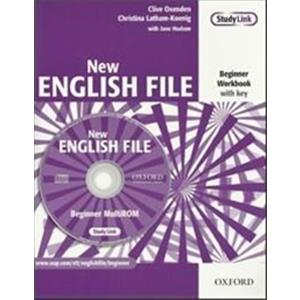 NEW ENGLISH FILE - BEGINNER - WORKBOOK C/C + MROM
