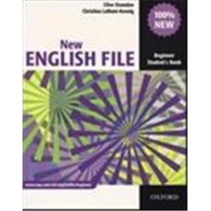 NEW ENGLISH FILE - BEGINNER MULTIPACK S/C