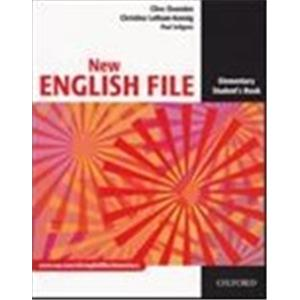NEW ENGLISH FILE - ELEMENTARY PACK C/C + MDB - EDIZIONE MISTA