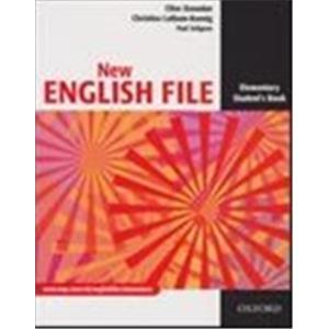 NEW ENGLISH FILE - ELEMENTARY PACK S/C + MDB - EDIZIONE MISTA