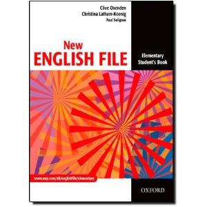 21908 - NEW ENGLISH FILE - ELEMENTARY SB
