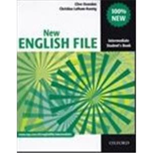 NEW ENGLISH FILE - INTERMEDIATE PACK C/C - EDIZIONE MISTA