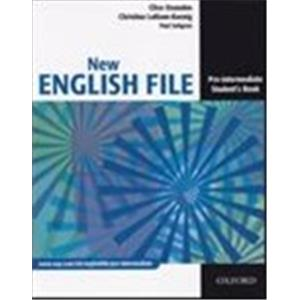 NEW ENGLISH FILE - PRE-INTERMEDIATE PACK C/C + MDB - EDIZIONE MISTA