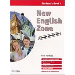 22340 - NEW ENGLISH ZONE - VOL. 1: STUDENT'S PACK (SB 1 + WB 1 + PORTFOLIO + AUDIO CD)