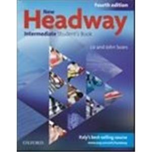 NEW HEADWAY - INTERMEDIATE PACK C/C + AUDIO CD + CD ROM - 4ED.