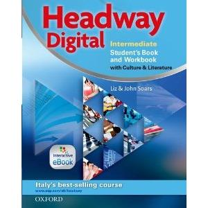 NEW HEADWAY DIGITAL 4 TH INTERMEDIATE. Student's book-Workbook. Con e-book. Con espansione online. Per le Scuole superiori