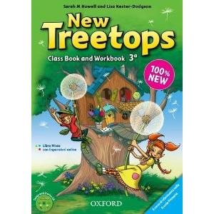 NEW TREETOPS 3. CB&WB + CD + ESPANSIONE ON LINE + EBOOK