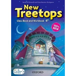 NEW TREETOPS 4 (FUORI CATALOGO -  ADOTTARE ISBN 9780194004909). CB&WB + CD + ESPANSIONE ON LINE + EBOOK