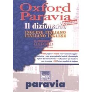 32798 - OXFORD-PARAVIA CONCISE