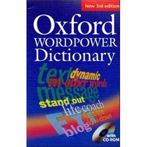 OXFORD WORDPOWER DICTIONARY + AB + CD ROM