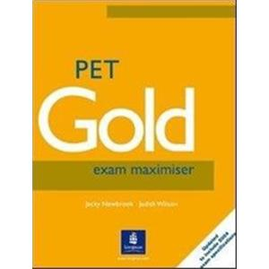 26238 - PET GOLD EXAM MAXIMISER - LIBRO CON CHIAVE