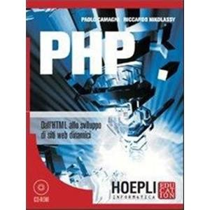 PHP + CD ROM